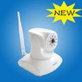 de dos vías de audio de la cámara de seguridad de largo alcance