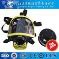 máscara de gas de oxígeno