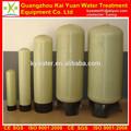directa de la fábrica de cuarzo proporcionar filtro de arena para tratamiento de agua de frp frp tanque de agua