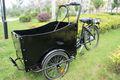 triciclo de carga eléctrica