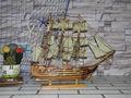veleros 50cm modelo