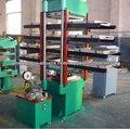 telha de borracha que faz a máquina / piso de borracha máquina de vulcanização