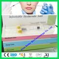 Acido Hialuronico Inyeccion Dermico Relleno Inyectable