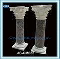 venta caliente piedranatural decorativos para la construcción de pilares de diseño