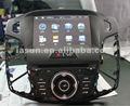 2 din 8 de pulgada 800*480 pantalla táctil digital de audio del coche gps para el ford focus 2012