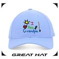 Custom made sombrero hat de malla para niños búho tendencia venta al por mayor 2015