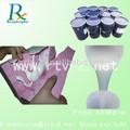 rtv borracha de silicone líquida para o concreto e cimento estátua de moldagem