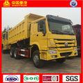 sinotruk howo 6x4 volquete camiones para los mercados de áfrica