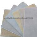 2013 venta de materiales de cubierta transferencia panel de plástico de impresión decoración