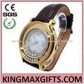 Mode impression pleine montre du client d'OEM / custom montre promotionnelle de cru