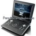 12.1 dvd portátil con pantalla lcd FM/ TV/juego