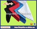 strench popular punto impreso de mezclilla de color para chica pantalones