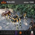 Alta calidad enorme maqueta araña animatronic