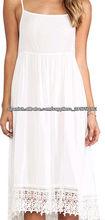 YYH vestido de fiesta largo las mujeres del nuevo estilo de fiesta por la noche blanca