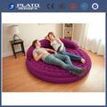 Ronda de la cama de aire, cama inflable, ronda de colchón de aire