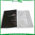 2014 getbetterlife reutilizables temporales del aerógrafo tatuaje libro plantilla