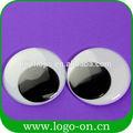 embarcaciones de juguete de plástico ojos movibles googly ojos