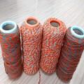 hacer punto y tejer sin cardar extremo abierto de la aguja reciclar hilados de algodón fregona para