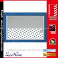 acuerdo caliente de celosía de aluminio ventanas del louvre cumplir con estándar as2047