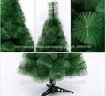 artificial única los árboles de navidad para los regalos de navidad