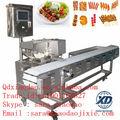 máquina de kebab brocheta automática