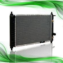 Piezas Auto Coche de la CA del radiador de aluminio Proveedor Para Daewoo Matiz, Made in China