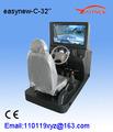 simulador de conducción de vehículos