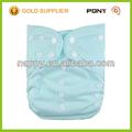 moda bebé pañal de tela al por mayor orgánica pañales