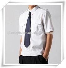 de alta calidad uniforme de guardia de seguridad
