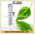 pvc impermeável chuveiro painel de parede do banheiro feita na china