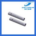 Astm sch80 6 pulgadas de tubería de pvc, la tubería de cpvc para uso de la industria