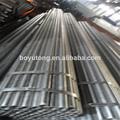 Pulgadas 2.5 leve tubos de acero galvanizado