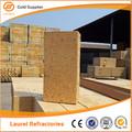 refractarios de alúmina ladrillos de arcilla refractaria para la planta de cemento