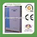 refrigerado por aire de ahorro compensado 3phase estabilizador automático de voltaje de energía