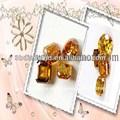 sueltas de vidrio gemas piedras preciosas sintéticas