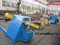 portátil de equipos de corte de la bobina de la máquina cortadora
