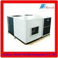 azotea envasados unidad de aire acondicionado comercial
