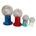 Portátil mini dispensador de gumball, deportes máquina de chicle, merienda dispener, dispensador de dulces