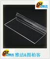 Sapatas de acrílico display case/sapateira/sapato stand