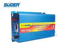 Cargador de batería inteligente ma-1230a bateríade12voltios cargador universal cargador de la batería