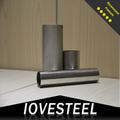 tubo de pared delgada de acero inoxidable