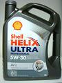 SHELL HELIX ULTRA PROFESSIONAL AV-L 5W30 5 liter pack