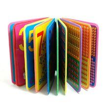 Eva brinquedos/livro de eva molde