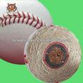 pulgadas 9 mlb pelotas de béisbol de cuero de vaca de color blanco poco importante de pelotas de béisbol de la liga