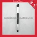 Caliente venta dedoble cara cepillo de sombra de ojos en ángulo, doble de los lados de maquillaje/cepillo cosmético