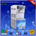 2014 mejor venta de yogurt congelado máquina/máquina yogur/crema de hielo de la máquina con el ce aprobado