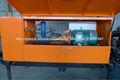 Espuma de hormigón preparado in-pared Máquina para fabricar