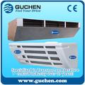 montado en la pared del evaporador y condensador de refrigeración unidad de camiones