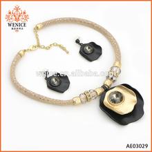 venta al por mayor de moda 2014 simple coreano joyas