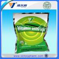 La vitamina de la nutrición